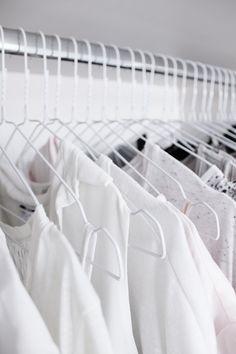 Organized bedroom & wardrobe (via Bloglovin.com )