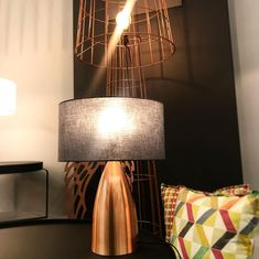 Fundi Lighting: How To Select The Perfect Table Lamp Paint Colours, Decorating Your Home, Table Lamp, Chandelier, Flooring, Interior Design, Lighting, Modern, Inspiration
