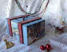 Подарочные ящики | ПК Грин Вуд