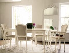 Provencale Extending Dining Table Laura Ashley