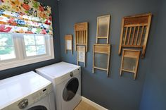 Vintage washboard laundry collection!