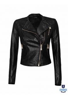 Eco-leather jacket, Denimbox.pl 159 pln