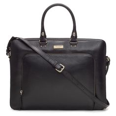 Saw a woman on the Path train with this laptop case. Except it was in neon orange and I could never afford it. $445