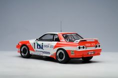 Nissan Skyline GT-R R32 #1 Group A Unisia Jecs