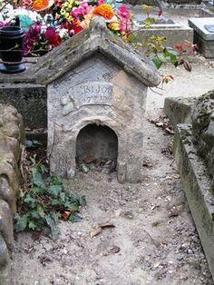 The Cimetière des Chiens et Autres Animaux Domestiques is the oldest pet cemetery in Europe, and perhaps the world