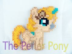 My Little Pony Your Silly Filly Original par ThePerlerPony sur Etsy