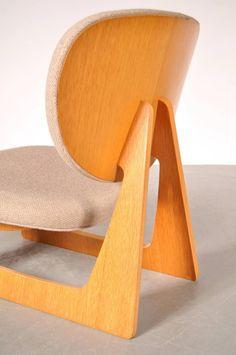 DAISAKU CHOH for Tendo : Teiza Chair, Japan, 1960   Offered via Galerie GAUDIUM.