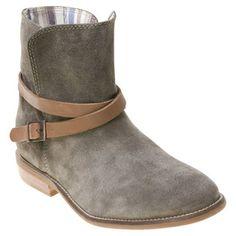 Buy Blue Grey Whisky Miz Mooz Women's Martin Ankle Boot shoes