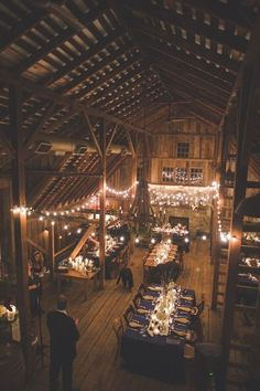 bukoladreamwedding:  Barn weddings <3