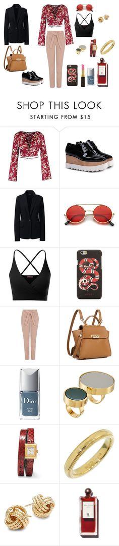 Designer Clothes, Shoes & Bags for Women Zac, Land's End, Christian Dior, Stella Mccartney, Pose, Gucci, Blazer, Shoe Bag, Polyvore