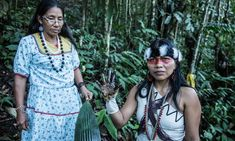 This is my message to the western world – your civilisation is killing life on Earth | Amazon rainforest | The Guardian Becoming A Doctor, Be My Teacher, Ap Spanish, Going To University, Smash The Patriarchy, Western World, Amazon Rainforest, Influential People
