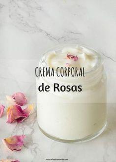 CREMA CORPORAL DE ROSAS