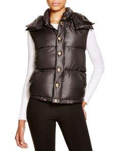 FREE CITY Ogdove Nylon Puffy Vest | Bloomingdale's