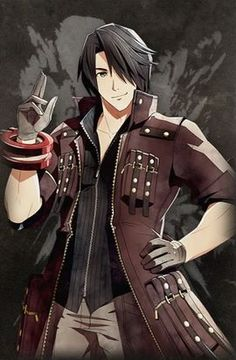 God Eater. Lindow. You know that thing where the badass wears a long coat? This is one of those things.