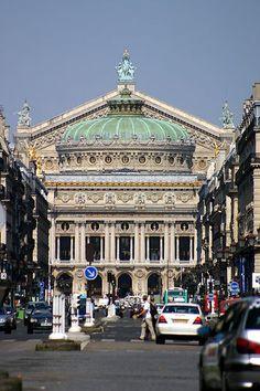 Opera Garnier, Paris, Ilha de França, França,