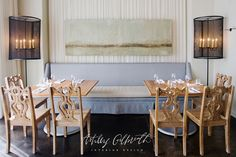 Ashley+Gilbreath+Interior+Design  Love the chairs