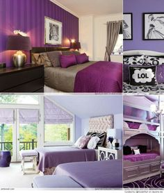 Bedroom Decorating Ideas Purple Walls bedrooms with light purple walls | gretchen | pinterest | light