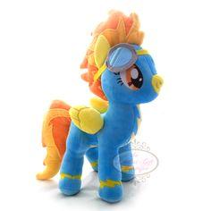 "My Little Pony Plush Spitfire Wonderbolt 12"""