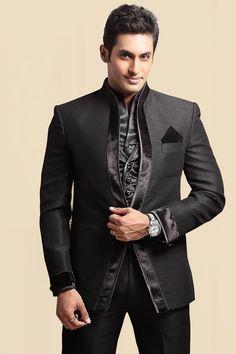 slim fit black suits - Buscar con Google