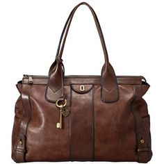 Yet another Fossil handbag... I'd love to own this one as well. S.H...is this the brown you wanted?