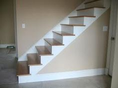 no stair rails - Google Search