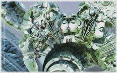 »Das Leben ist das Resultat einer unvollkommenen Natur.«  Ein Science-Fiction-Roman. Science Fiction, Lion Sculpture, Art, Nature, Life, Sci Fi, Art Background, Kunst, Performing Arts