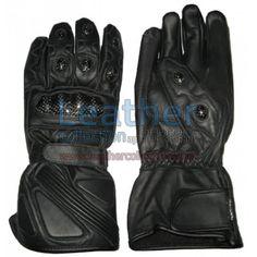 Bravo Black Leather Riding Gloves for $52.50 - https://www.leathercollection.com/en-we/bravo-black-leather-riding-gloves.html