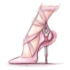 """15k Likes, 261 Comments - shamekh شامخ (@shamekhbluwi) on Instagram: """"Ballerina Heels """""""
