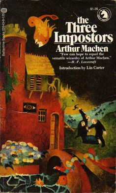 The Three Impostors by Arthur Machen
