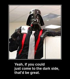 Darth Lumberg.