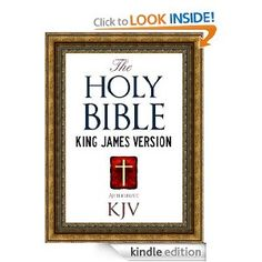 #6: The Holy Bible: Authorized King James Version KJV Holy Bible (ILLUSTRATED) (King James Bible - Churched Authorized Version | Authorised BIble).