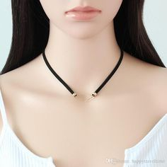 Womens Charms Black Faux Suede Leather Necklace Rhombus Choker Necklace Jewelry Diamond Heart Pendant Necklace Snowflake Pendant Necklace From Happytraveltime, $1.91| Dhgate.Com
