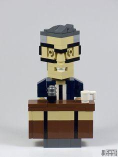 CubeDude Ira Glass (by MacLane)