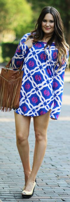 How To: Style a Tunic for Summer!