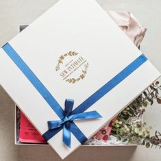fall in love with one of our luxurious gift boxes! Bridesmaid Gift Boxes, Bridesmaid Proposal Gifts, Wedding Gift Boxes, Be My Bridesmaid, Wedding Gifts, Groomsmen Gift Box, Groomsman Gifts, Curated Gift Boxes, Honeymoon Gifts