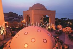 Wedding Venues by One & Only Royal Mirage http://www.myfarah.com/vendors/venues/dubai/oneandonly-royalmirage