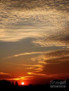 ✯ Early Autumn Sunset