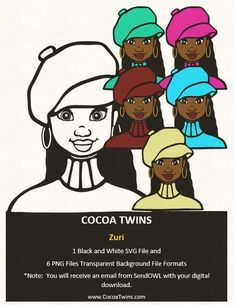 File Format, Image Collection, Digital Image, Cocoa, Twins, Layers, Cricut, Delivery, Creative