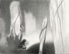 Concept Art, Merida, Brave, 2012 by Steve Pilcher