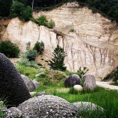 #stones Green Landscape, Macros, Stones, Rocks, Stone