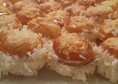 Szakállas pogácsa | TraRita receptje - Cookpad receptek Grains, Rice, Food, Essen, Meals, Seeds, Yemek, Laughter, Jim Rice