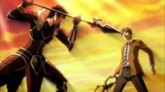Arata Kangatari episode 10 Kadowaki and Akachi face each others
