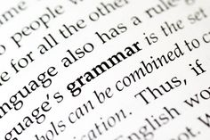 Michelles Journey to Life: Day 108: Learning New Things - Facing English Grammar