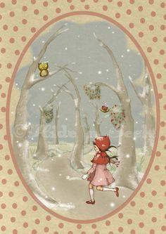 By Hidenseek - Little Red Riding Hood