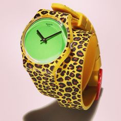 #Swatch - double wrap - yes.
