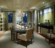 Too formal for me but I like the zen feel. | Home Design ...