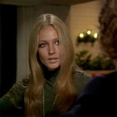 """Joanna Pettet starred in five episodes of Night Gallery, including """"The House"""" and """"The Caterpillar."""""""