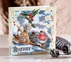 Sheena Douglass Perfect Partners - #ChristmasCrafting #Crafting #Hobbies #Arts…
