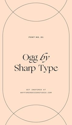 Modern, classy, luxury fonts for your website, brand or product packaging by Wayfarer Design Studio. Type inspiration,typography design, clean, simple, airy, branding, strategic graphic design, logo, inspo, canva, font pairings Typography Fonts, Typography Design, Branding Design, Logo Design, Lettering, Luxury Graphic Design, Graphic Design Fonts, Luxury Font, Luxury Branding