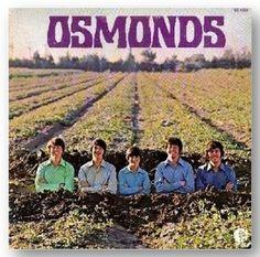 The Osmonds, had this album